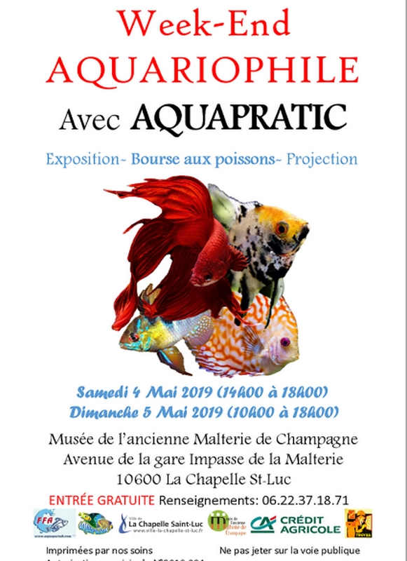bourse aquapratic 19